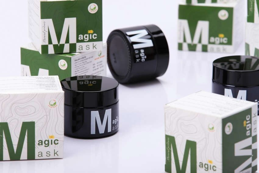 Kem nạ Magic Mask 3 in 1